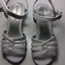 Christie & Jill Dress Shoes  Toddler White Dress Shoes 13 M Photo