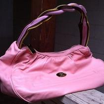 Christine Price Light Pink Girly Hobo Oversize Shoulder Bag Photo
