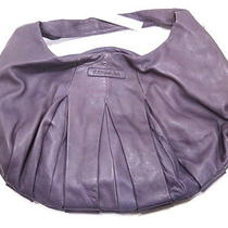 Christopher Kon Women's Purple Hobo Photo