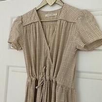 Christy Dawn Dawn Dress Plaid Pattern Size S. Rrp Aus 320 Photo