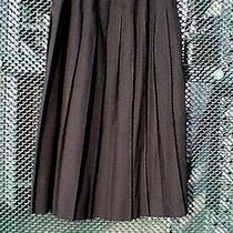 Christy Girl Black Pleated Skirt Photo