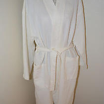 Christy of London Luxury Robe 100% Cotton Toweling Bath Robe Size L / Xl Photo