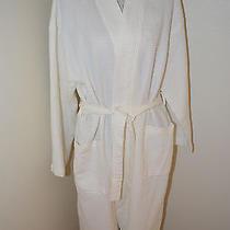 Christy of London Luxury Robe 100% Cotton Toweling Bath Robe Size L / Xl Photo