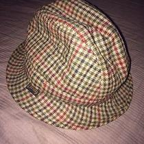 Christy's and Co Men's Wool Plaid Hat Fedora Christy  Photo
