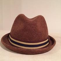 Christys' Crown Collection Brown Trilby/fedora Hat - Med Photo