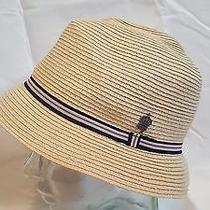 Christys Crown Collection Fedora Tab Brown Hat Nwt Small Medium Photo