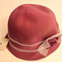 Christys Crown Series Floral Bucket Hat by Tony Meranda Nwt Photo