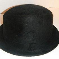 Christys of London Fur Felt Fedora Hat Size 7 3/8 Large Photo