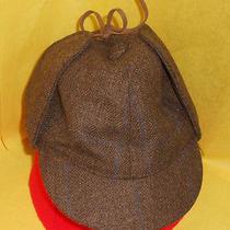 Christys of London Sherlock Deerstalker Hat  Xlarge Photo