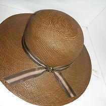 Christys Panama Straw Ladies Hat Osfa New  Photo