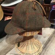 Christys Tweed Sherlock Holmes  Deerstalker Hat Photo