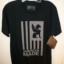 Chrome Bags American Made T-Shirt Small Black Photo