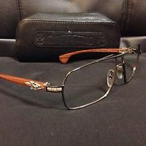 Chrome Hearts Moorehead Frame Only Authentic Photo