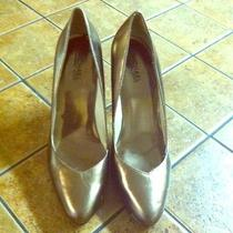 Chrome Michael Kors Pumps Photo