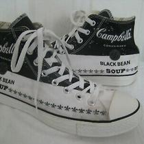 Chuck Taylor All Star Andy Warhol Unisex Sneaker Campbell's Soup Sz 44 / M10-W12 Photo