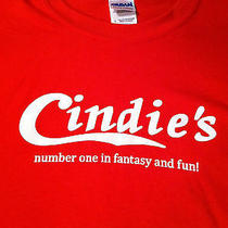 Cindie's Adult Boutique  'Number One in Fantasy and Fun'   Size L Photo