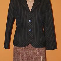 Cinzia Rocca Blazer Jacket Sz 8 Us - 44 It (M) Photo