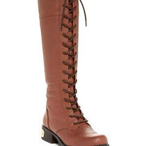 Circus by Sam Edelman Women's Gillian Boot Lace Up Brown Size 8.5 Photo