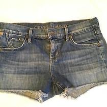 Citizens of Humanity Ava Jean Shorts Size 24 Photo