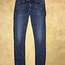 Citizens of Humanity Avedon Skinny Denim Womens Jeans Size 27 Photo