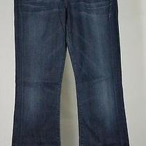 Citizens of Humanity Coh Dark Wash Boot Cut Denim Blue Jeans Ladies Juniors 26 Photo