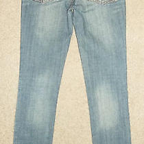Citizens of Humanity Electric Guitar 222 Ava Straight Leg Jeans 26 30x31.5 Photo