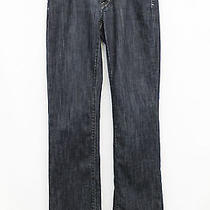 Citizens of Humanity Grommet Stretch Electric Guitar Boot Cut Sz 28 Photo