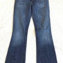 Citizens of Humanity Ingrid 002 Low Waist Womens Jeans Size 25 Flare Stretch  Photo