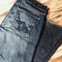 Citizens of Humanity Jeans High Rise Bootcut Size 30 Women's Blue Amber Photo