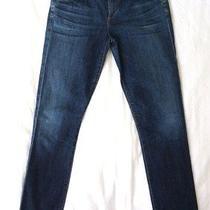 Citizens of Humanity Jeans Size W27 - W28 L30 Denim Blue Pure Cotton Photo