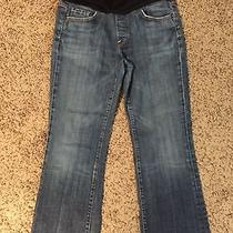 Citizens of Humanity Kelly Maternity Jeans Sz. 31 Euc Style 015-001  Photo
