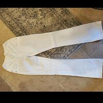 Citizens of Humanity Maternity White Jeans Sz 27 Photo