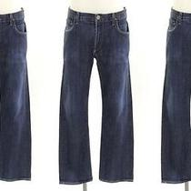 Citizens of Humanity Men's 3pc Classic Wash Denim Straight Leg Jeans Set Size 36 Photo