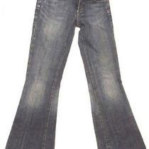 Citizens of Humanity Size 26 Blue Jeans Denim Pants Low Waist Boot Cut Photo