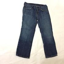 Citizens of Humanity Women's Jeans Kelly 063 Stretch Low Waist Cropped Size 26 Photo