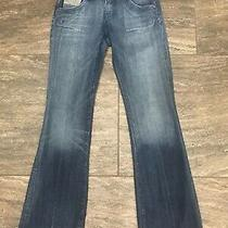 Citizens of Humanity Womens Dark Wash Boot Cut Jeans Sz 28 Photo