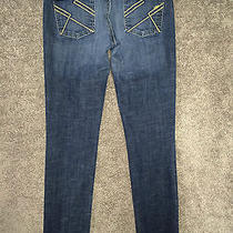 Citizens of Humanity  Womens Electric Guitar 236 Avedeon Skinny Jeans  Sz 29  Photo