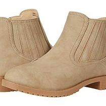 Cl by Chinese Laundry Women's Famed Nubuck Ankle Boot Taupe 8 Photo