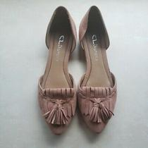 Cl Chinese Laundry  Blush Nude Flats Shoes Photo