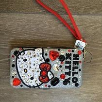 Claire's Hello Kitty Smart Phone Wristlet... Fits Iphone 5 blackberry& More Photo
