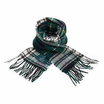 Clan of Scotland 100% Pure Lambswool Campbell Dress Clan Tartan Scarf Photo