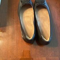 Clarks Candra Blush Flats Women's Size 7-1/2 N Black New in Box. Photo