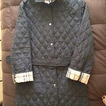 Classic Burberry Barn Coat Photo