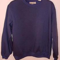 Classic Elements   Blueish/gray Sweatshirt   Sze M - Long Sleeves Photo