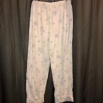 Classic Elements Flannel Pajamas Pj's Set Size Small Photo