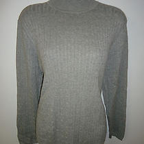 Classic Elements Mock Knit Sweater Xl Free Ship Photo