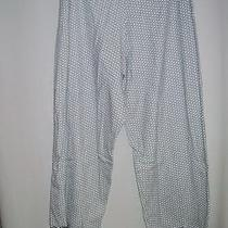 Classic  Elements Pjcropped Loungeleasuredormpajama Pantselastic Waist S  Photo