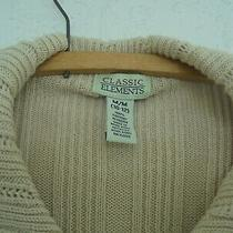 Classic Elements Sweater M/m 10 12 Photo