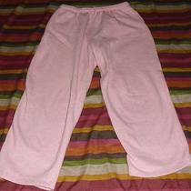 Classic Elements Sweatpants No Size Tags30 Inch Stretchy Waist With Drawstring Photo
