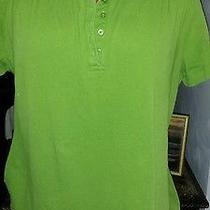 Classic Elements Women's Polo Type Shirt Green Size 16 18 Photo